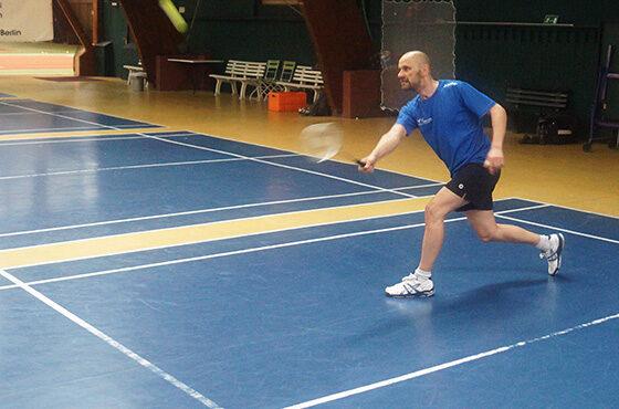 Badmintongruppe