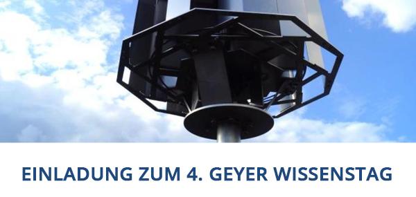 Im November findet der 4. Geyer Wissenstag statt
